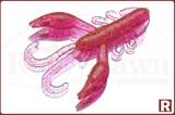 Soft Lures Crawfish 50мм, 8шт, 010
