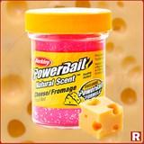Паста Berkley Glitter Cheese Sherbet (сыр с блестками, розовый)