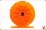 Катушка проводочная ПМ оранж/зел, 65мм