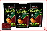 "Прикормка Traper Method Feeder Ready ""Halibut Red"""