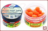 Плавающие бойлы Van Daf Fluo Pop-Ups 12мм, 25шт, груша-кислица