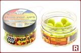 Плавающие бойлы Van Daf Fluo Pop-Ups 12мм, 25шт, мёд