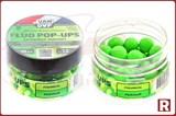 Плавающие бойлы Van Daf Fluo Pop-Ups 12мм, 25шт, рыбный