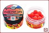Плавающие бойлы Van Daf Fluo Pop-Ups 12мм, 25шт, супер-спайс