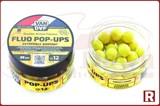 Плавающие бойлы Van Daf Fluo Pop-Ups 12мм, 25шт, сладкая кукуруза