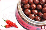 Wild Carp Liver Protein Hot Chilli Fruit