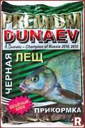 Прикормка Dunaev Premium Черный Лещ