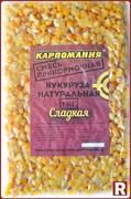 Смесь прикормочная Карпомания Кукуруза Натуральная Сладкая 1кг