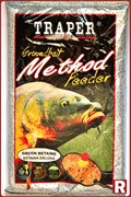Методная смесь Traper Method Feeder Green Betain