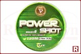 Плетеная леска Power Shot Braid X8, 135м, 0.12
