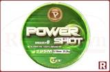 Плетеная леска Power Shot Braid X8, 135м, 0.14