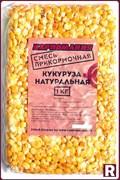 Смесь прикормочная Карпомания Кукуруза Натуральная с Горохом 1кг